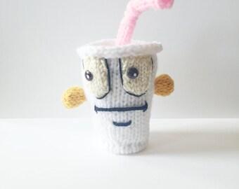 Knit Master Shake Aqua Teen Hunger Force doll
