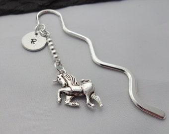 Unicorn bookmark etsy for Geschenke buchen