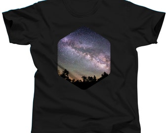 Galaxy Shirt - Nebula Shirt - Space Shirt - Universe Tshirt - Galaxy T Shirt - Outer Space Tee - Galaxy Clothing - Space Geek - Stars Shirt