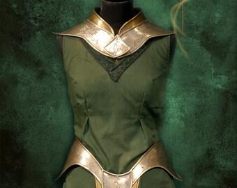 Conversion-jewellery for women in the Elvish style, ornate, unique