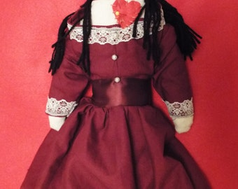 Madame Marie Delphine LaLaurie handmade voodoo doll