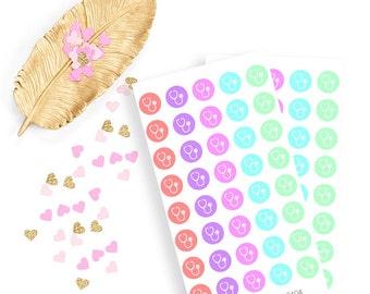 doctor sticker, life planner sticker for kikki k, filofax or erin condren
