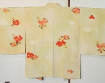 Vintage Kimono, Haori jacket , ref E