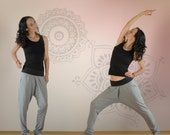 Plus Size Workout Leggings, Cotton Leggings, Yoga Pants, Women Leggings, Sweat Pants, Sport Pants, Black Leggings, Workout Pants