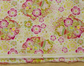Anna Maria Horner - Little Folks Voile - Baby Bouquet Color Sweet by FreeSpirit Fabrics