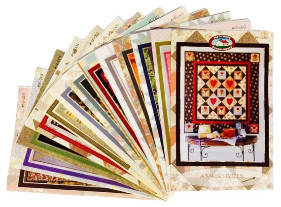 Mail order quilting patterns from patchwork schoolhouse for Free craft catalogs mail