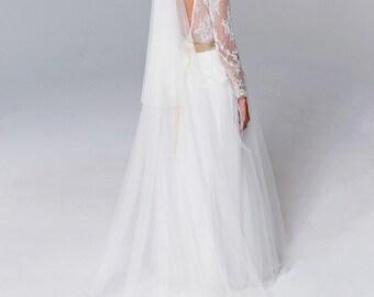 White Meadow Bridal, Enchanted Veil