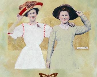 Solidarity - Original Painting