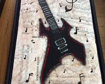 Guitard Metallica