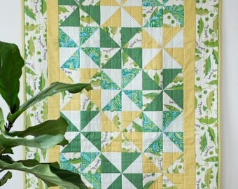 Sweet Pea Baby Quilt