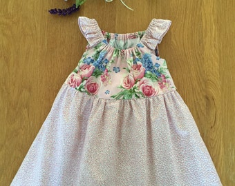 Girls Party Dress Size 6 Months