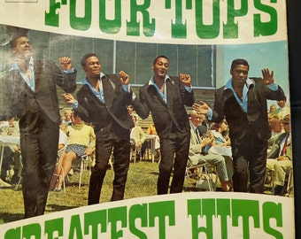 Four Tops - Greatest Hits LP Vinyl
