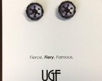 Star Wars Glactic Empire Earrings