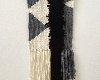 Large Hand Woven Wall Decor / Textile Art
