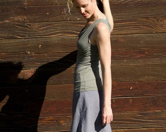 Hemp Summer Skirt- Women's Organic Hemp Clothing