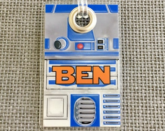 Star Wars Backpack Tag, Luggage Tag, Diaper Bag & More!
