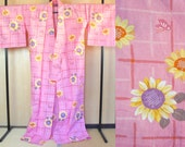 SALE ++ Pink yukata with ...