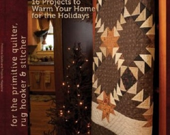 CD Magazine: Winter 2011  Primitive Quilts and Projects Magazine Back Issue on CD