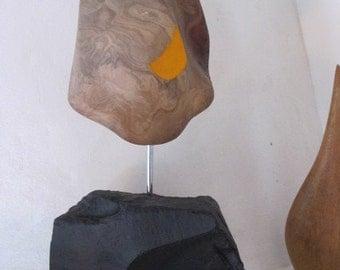 Untitled Big Sur driftwood sculpture