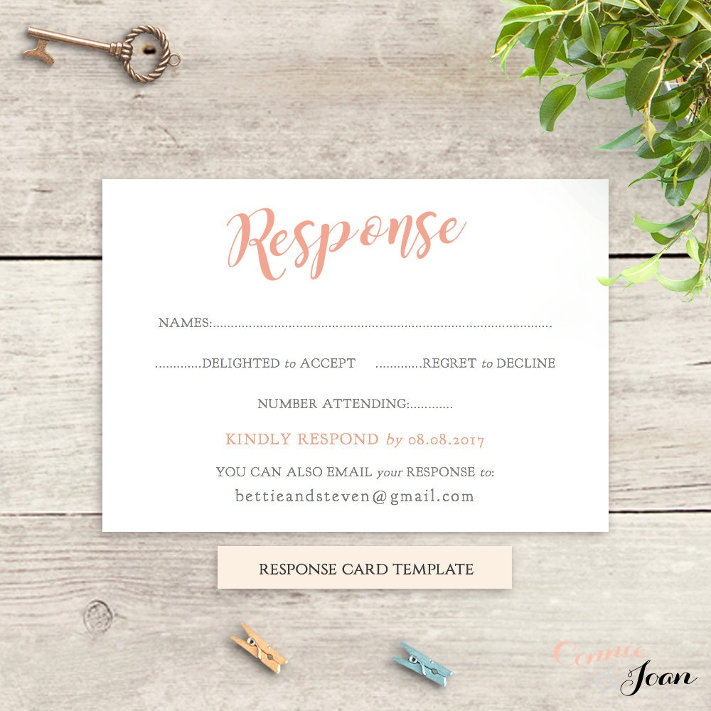 It is a graphic of Gratifying Free Printable Rsvp Cards