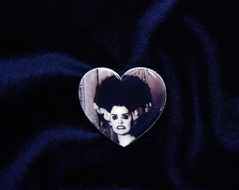 The Rocky Horror Picture Show Brooch, Magenta Brooch, The Rocky Horror Picture Show Pin