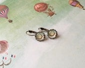 Air balloon earrings or ring