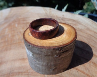 wood ring mens wood wedding band wooden wedding bands wood rings for men