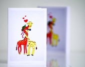 Boyfriend birthday card Giraffe card Funny cards Funny birthday card Boyfriend card Sexy card Funny love card Funny card for husband