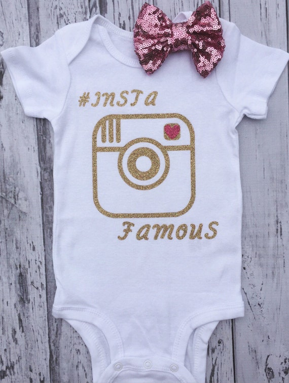 Baby Girl Insta Famous Outfit Baby Girl By MyTuTuCuteBoutique