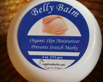Belly Balm Organic Natural Pregnancy