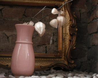 art deco Poole handthrown ceramic vase
