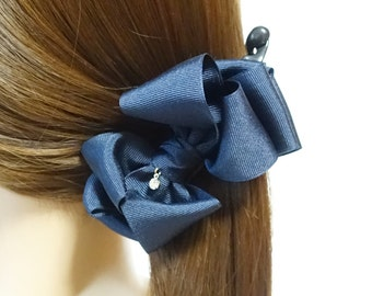 Twist Boutique hair Bow Banana Clip Women hair Accessory Women Hair Clip Free Shipping