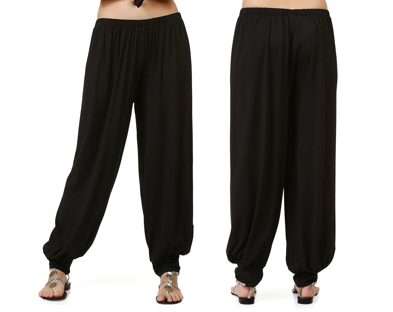 Juniors Hippie Pants Plus Size Harem Pants For Women Cotton Plus Size Lofbaz Women's Smocked Waist Aladdin Genie 2 in 1 Harem Pants Jumpsuit. by Lofbaz. $ Auwer Plus Size Women Spring Harem Pants Casual Wide Leg Pants Casual Trousers (Black, 2XL) by Auwer. $ $ 0 99 ($/Gram) See Details.