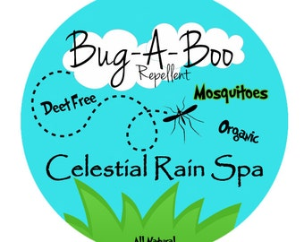 "Bug-A-Boo Repellent 4OZ Spray ""Mosquitoes"""