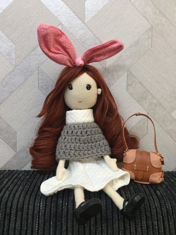 Handmade Doll -Coco