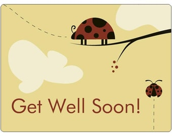 Get Well Soon Soy Candles!