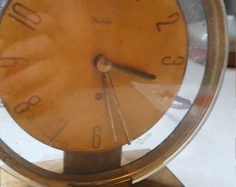 Vintage Westclox Art Deco Electric Mantel Desk Clock