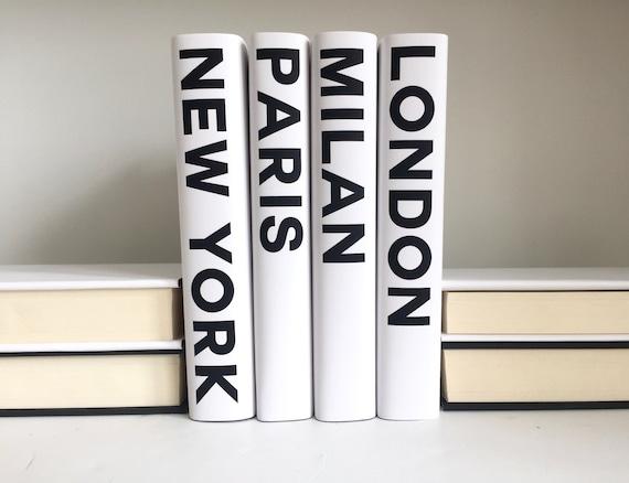 Fashion Decorative Books Fashion Design New York By