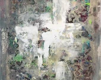 "SALE Original Large 24""x 36"", ""Daybreak"" Painting"