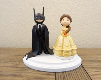 Disney Wedding Cake Toppers Disney Wedding Cake Topper Etsy