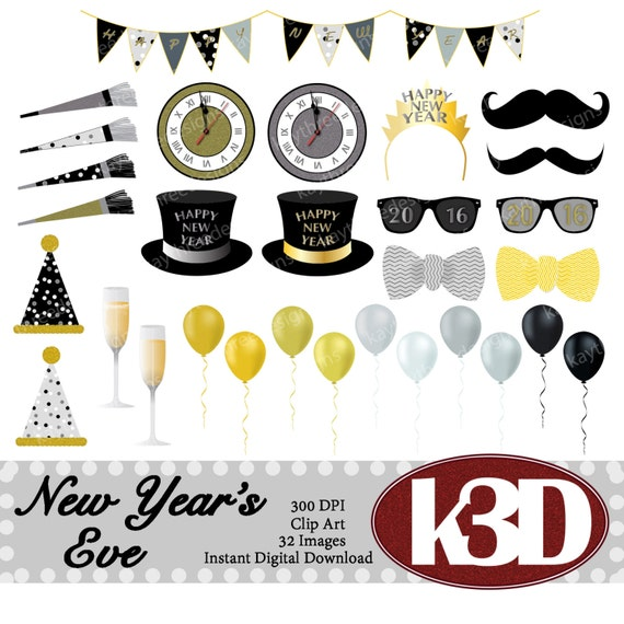 new years eve clipart 2015 - photo #43