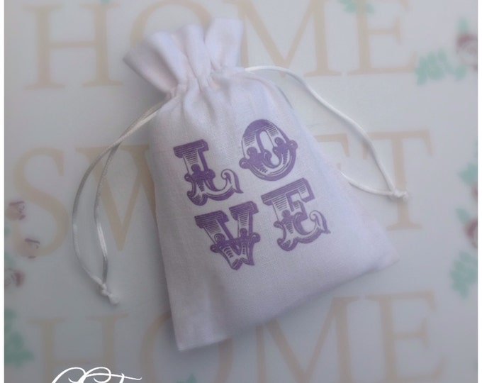 Personalised favour bags, wedding pouches, add names & date, any colour design. Favours, Hen do, Party, wedding favours