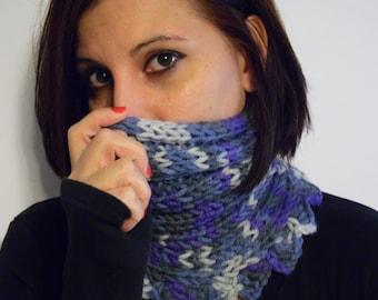 wool neck warmer \ neck warmer