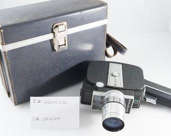 Keystone Load-A-Matic 8mm Movie Camera