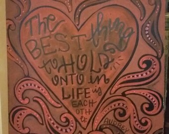Aubrey Love / Red Heart Collection