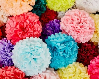 Paper Pom Pom Multi Packs