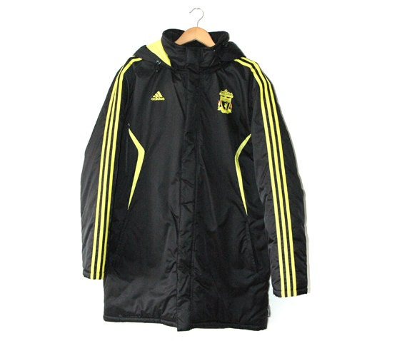 Retro Adidas Liverpool parker coat