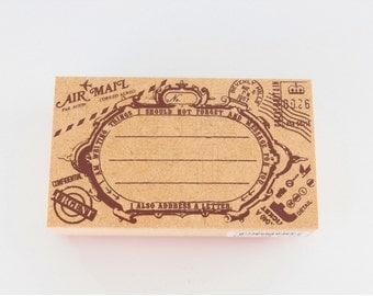 Tokyo Antique stamp- グランドメッセージ