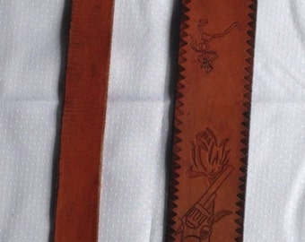 Custom Handmade Guitar Strap