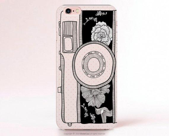 Vintage Camera iPhone 6 case Camera iPhone 7 Case Creative iPhone 6S case Cute iPhone 5C case Cam Samsung Galaxy S7 Case S5 Case Note 7 Case